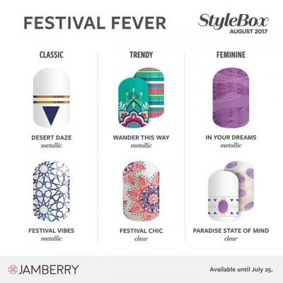 August Style Box – Its's Festival Time!