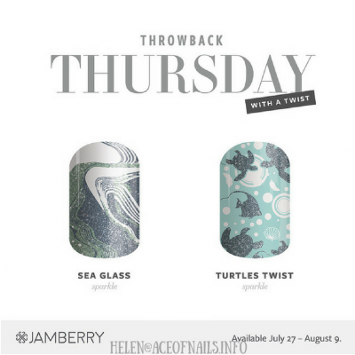 #TBT -ThrowBack Thursday – Turtle Twist & Sea Glass