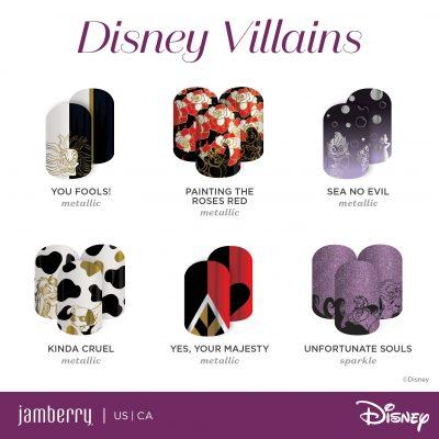 Nightmare Before Christmas & Disney Villains