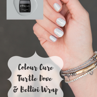 Colour Cure Turtle Dove & Bellini Wrap !