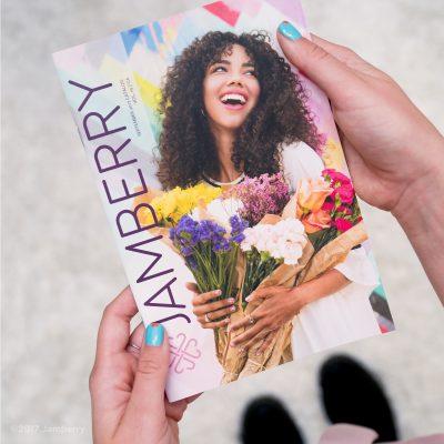 Jamberry New Catalog September 2017