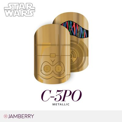 Stars Wars Collection By Jamberry (USA)