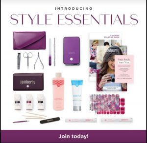 JAMBERRY HOME BUSINESS – NAIL WRAPS REALLY?