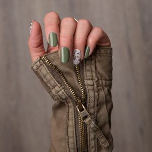October Colour Pop - Olive You! Nail Lacquer