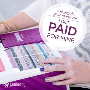 great bonuses for you including 3 months free website access, marketing materials and start up guide, marketing credit to purchase the upcoming new catalogue and samples, and more! Plus you get the incredible support of myself as your sponsor, our amazing team and of course, Jamberry themselves as we help you smash goals and kick off with a bang!