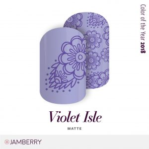 Pantone Colour of the Year 2018 - Ultra Violet
