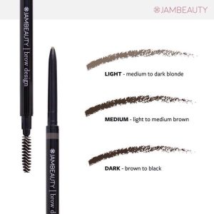 How To Get Perfect Eyebrows at Home - Jam Beauty Brows